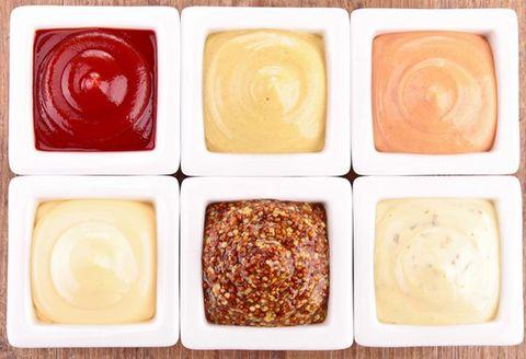 The 8 Healthiest Condiments