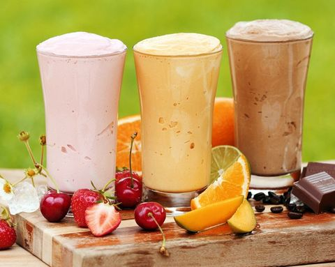 46(!) Healthy Smoothie Recipes