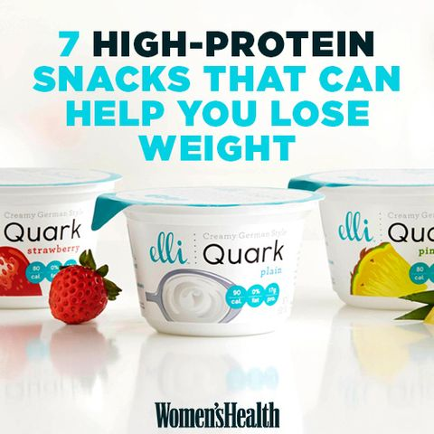 7 High-Protein Snacks That Can Help You Lose Weight