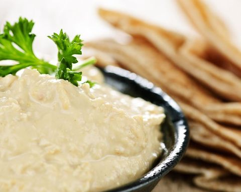 4 Easy Ways to Jazz Up a Tub of Store-Bought Hummus