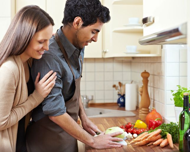 30 days of dating a chef