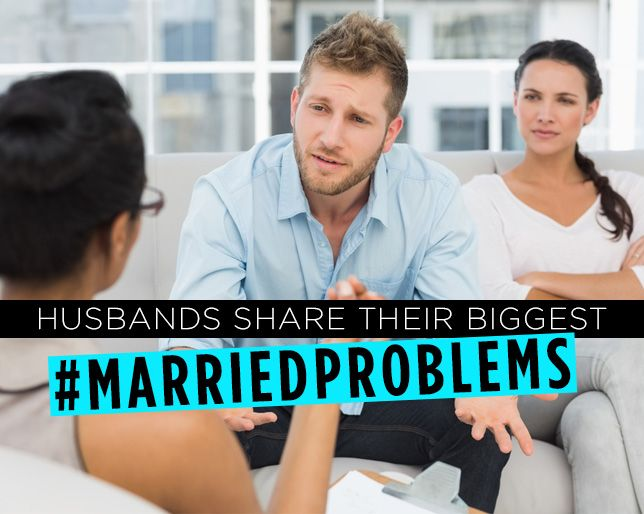 The Top Complaints Men Have About Marriage