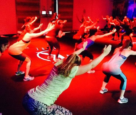 A Playlist So Fun, It'll Make You Forget You're Working Out