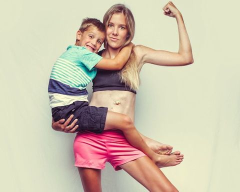 What It's Like to Be a Mom When You Have an Incurable Disease