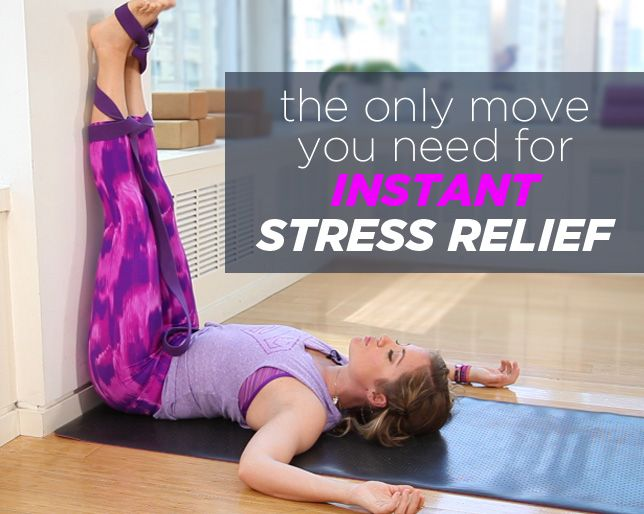 The Only Move You Need for Instant Stress Relief