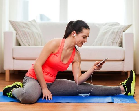 The Songs Proven to Amp Up Your Interval Workout