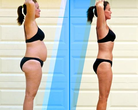 How One Woman Lost 40 Pounds of Fat and Saved Her Life