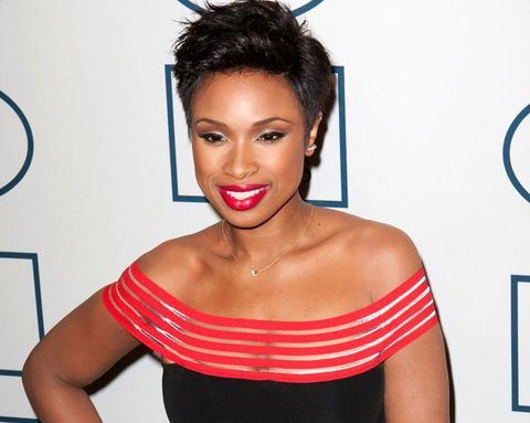 Jennifer Hudson's Seriously Smart Weight Loss Advice