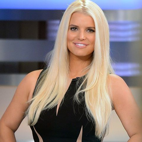 Jessica Simpson Gives Refreshing Advice About Dropping the Baby Weight