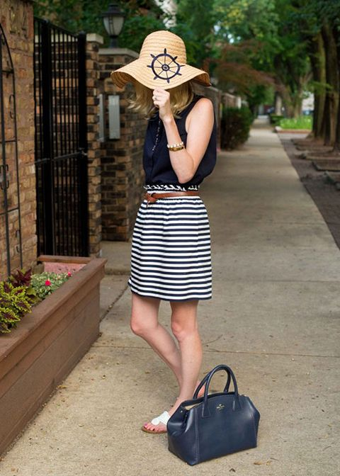 The Perfect Floppy Hat