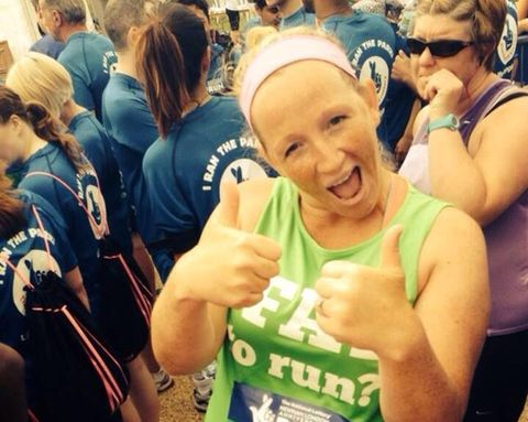 One Woman Was Told She Was 'Too Fat' to Run—So Here's What She Did