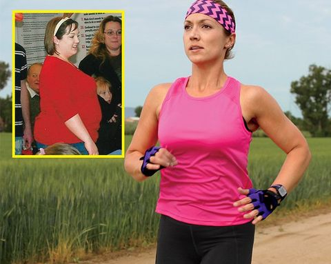 The Simple Morning Habit That Helped This Woman Lose More Than 100 Pounds