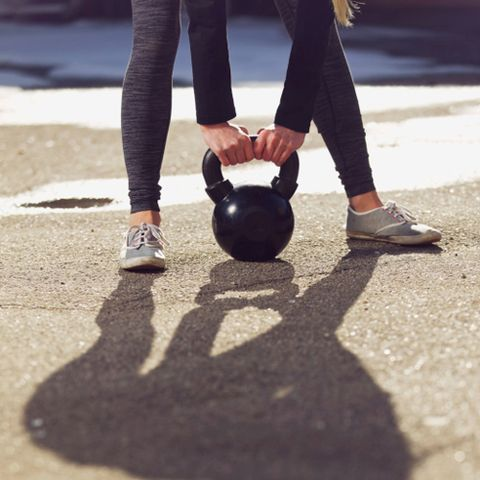 Kettlebell Mistakes You're Probably Making