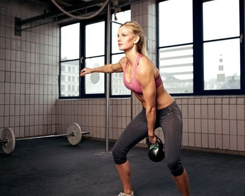 The Strength-Training Workout that Doubles as Cardio