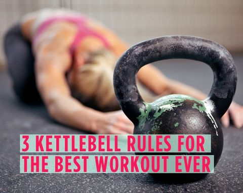 3 Kettlebell Rules for The Best Workout Ever