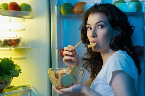Does Eating Late at Night Really Lead to Weight Gain?