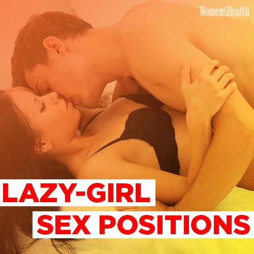 7 Sex Positions All Lazy Girls Will Love