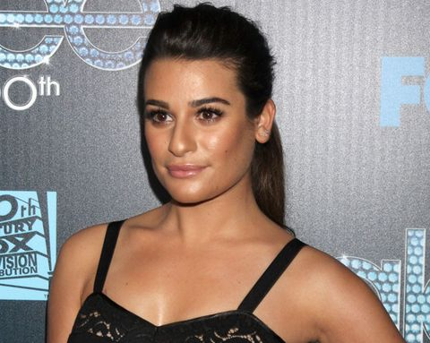 Steal Lea Michele's Awesome Workout Playlist