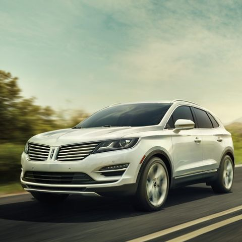 The First-Ever Lincoln MKC