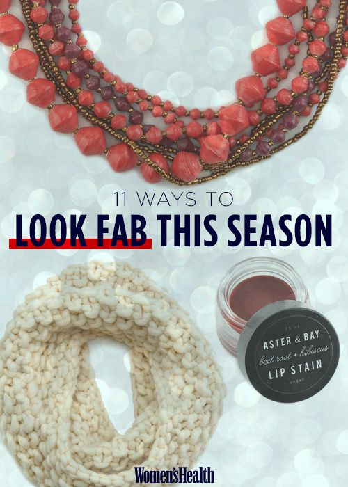 11 Ways to Look Fab All Holiday Season Long