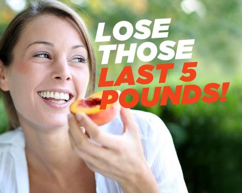 Q&A: Why Is It SO HARD to Lose the Last 5 Pounds?