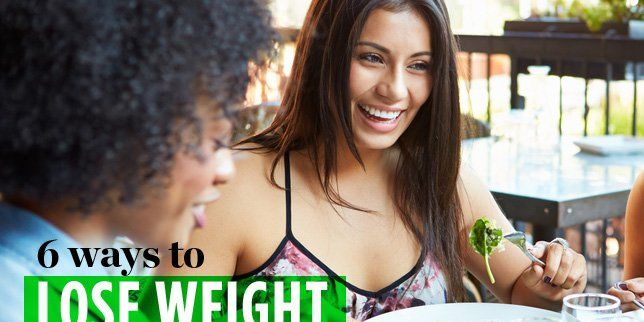 6 ways to lose weight that dont involve counting calories ccuart Choice Image