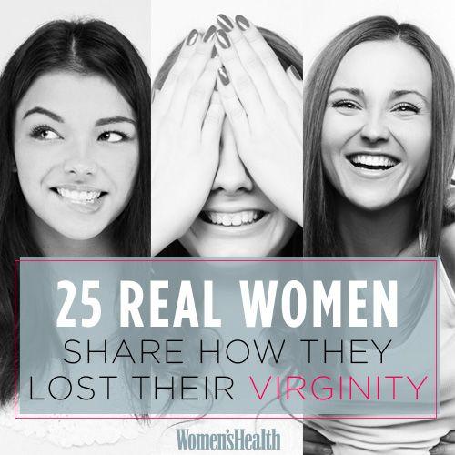 Blog losing older story virginity woman