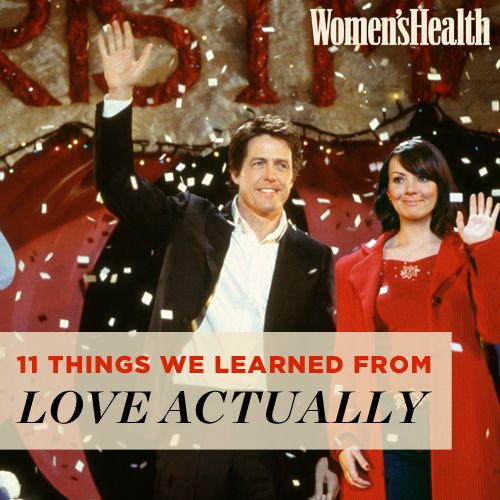 11 Things We Learned From Love Actually