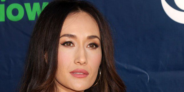 Maggie Q Hairstyle: How Maggie Q Takes Her Workouts To The Next Level