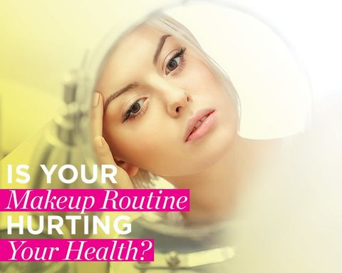 5 Makeup Habits That Could Actually Make You Sick