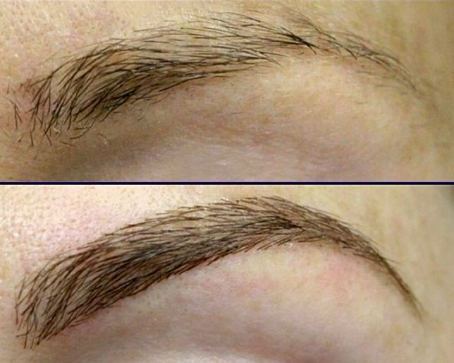 Eyebrow Extensions Now Exist
