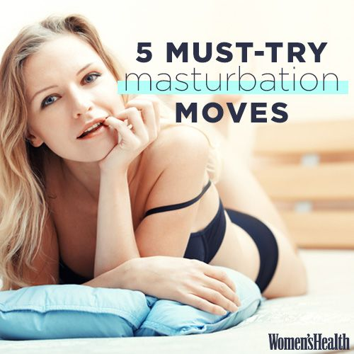 Self masturbation for women