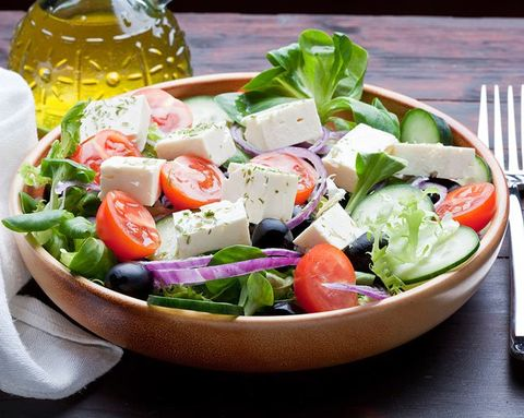 5 Mediterranean Weight-Loss Secrets You Should Steal