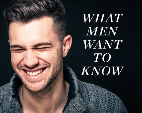 13 Juicy Questions Men Are Dying to Ask Women