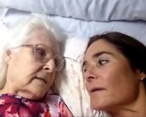 This Video of a Mom with Alzheimer's and Her Daughter Will Make You Cry