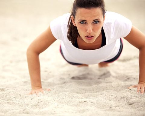 The Extra Push You Need to Take on a New Fitness Challenge