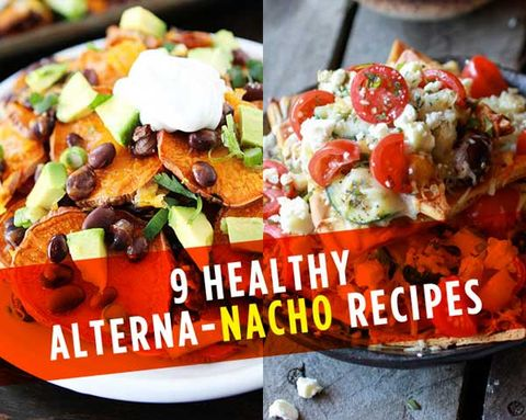 9 Healthy Alterna-Nacho Recipes