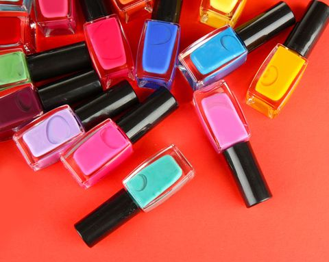 This Nail Polish Could Prevent Rape