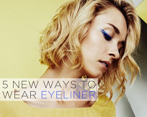 5 New Ways To Wear Eyeliner