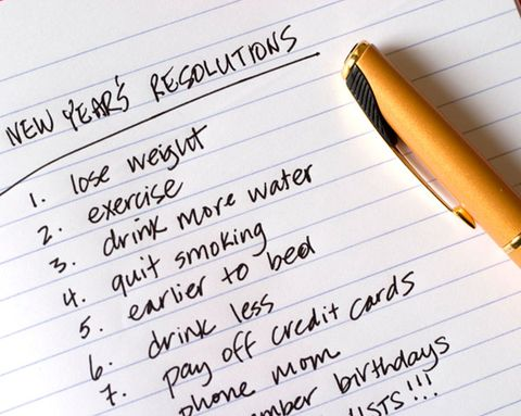 How Many People REALLY Think They'll Stick With Their New Year's Resolution?
