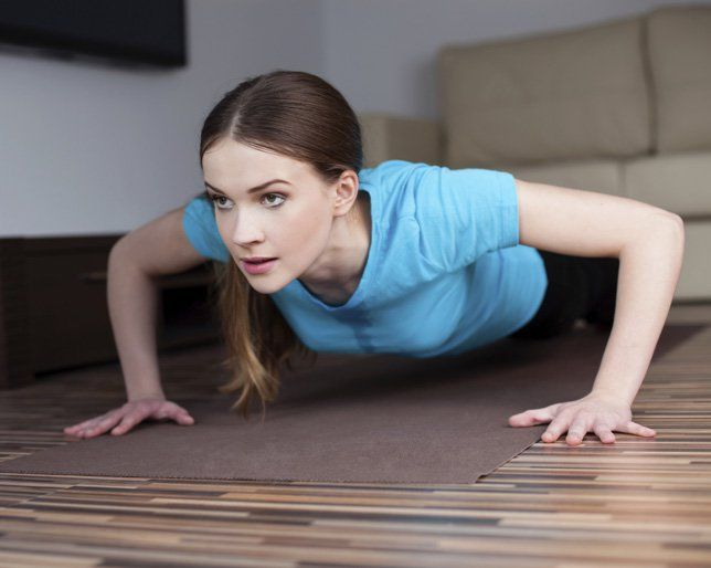 15 Amazing No-Equipment Workouts