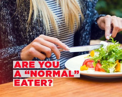 "How to Become A More ""Normal"" Eater"