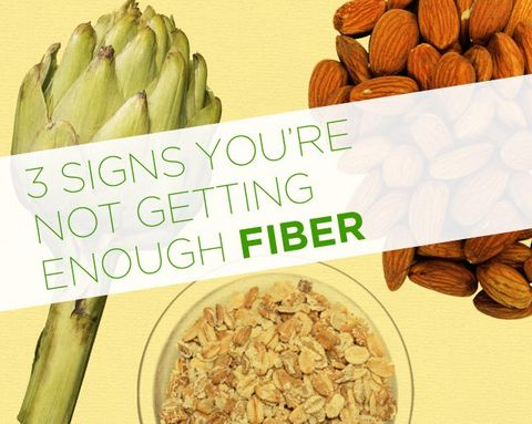 3 Signs You're Not Getting Enough Fiber