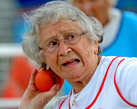 What a 90-Something Track Star Can Teach Us About Staying Fit