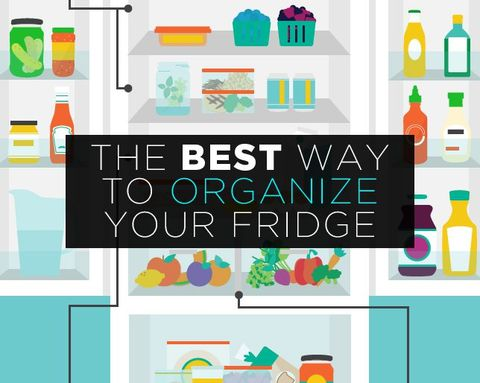 How to Organize Your Fridge to Keep Food Fresh Longer