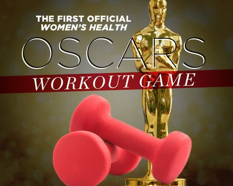 The Ultimate Women's Health Oscars Workout Game