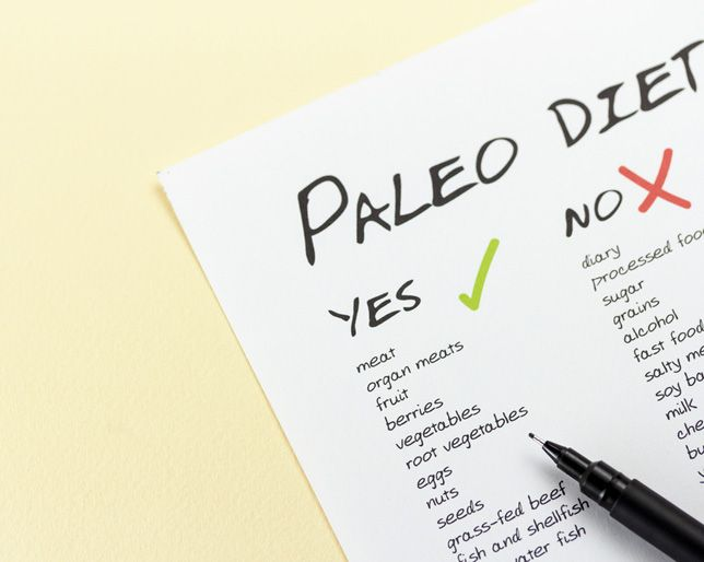 why is the paleo diet good for you