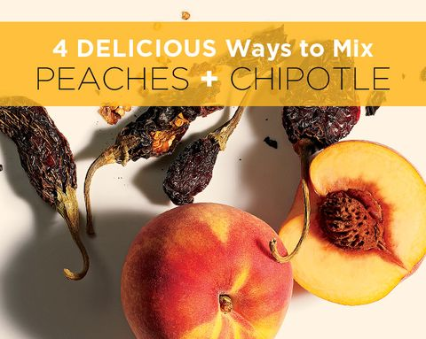 4 DELICIOUS Ways to Mix Peaches and Chipotle
