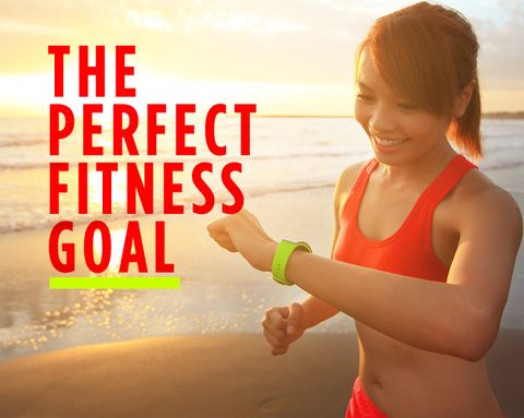 What the Perfect Fitness Goal Looks Like