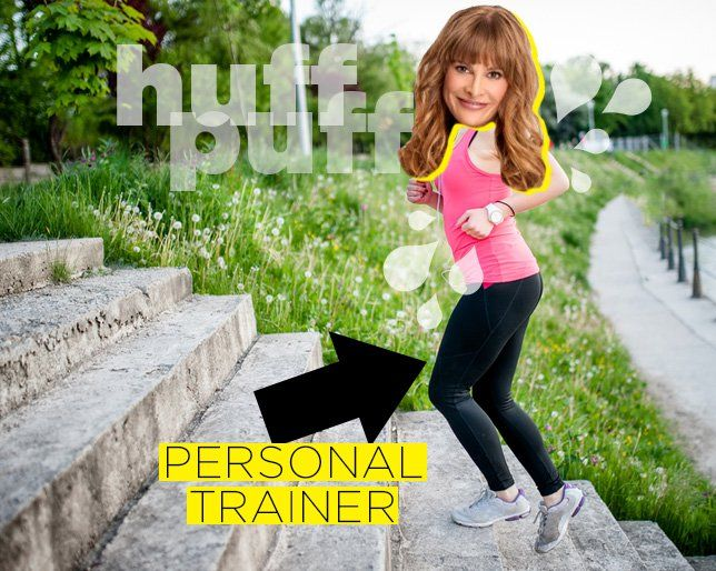 I Was an Out-of-Shape Personal Trainer